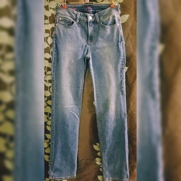 NYDJ Denim - NYDJ Marilyn Straight Jeans